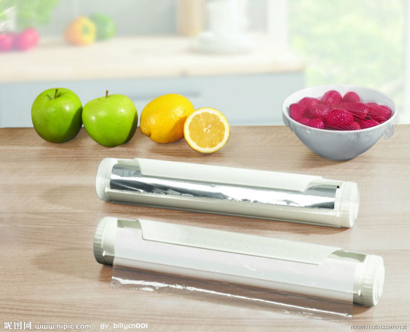 Food is special new material PVC heat shrinkable film transparent tube membrane manufacturers