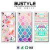 busstyle china supplier alibaba express new! TPU color celular celulares cell phones case for sony xperia z5