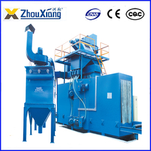 Auto Sandblaster Shot Blasting Machine With CE Certificate