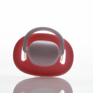 Manufacturing High Quality BPA Free Orthodontic Shape Silicone Soothie Pacifier