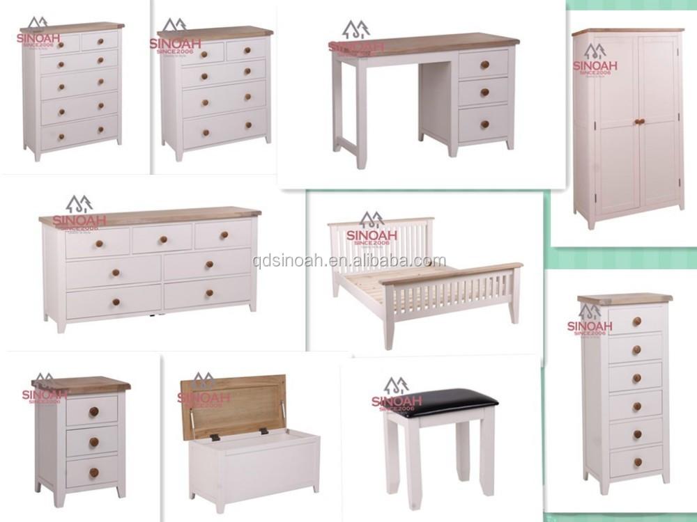 Moderno armario barato muebles de dormitorio de madera de for Armario de dormitorio blanco barato