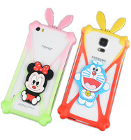 Common Multifunction Mobile Phone Silicone Case for Animal Silicone Phone Cover Have Water Proof Phone Case