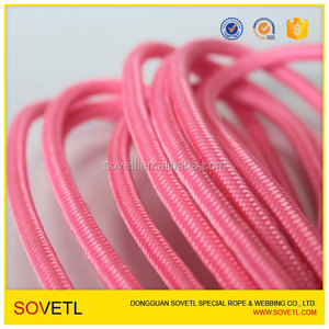 16 strands UHMWPE and PP rope tug of war rope packing length spool