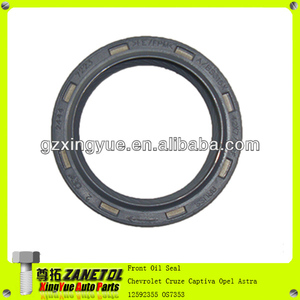 Car Auto Engine Front Crankshaft Seal Oil Seal For Chevrolet Cruze Captiva  Opel Astra 12592355 OS7353