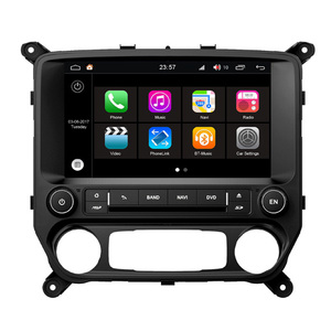 Hifimax Android 7.1 Best Price For Chevy Silverado for sale Car DVD GPS Navigation For Chevrolet Silverado
