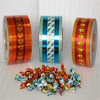 laminated flexible packaging, candy packaging roll film manufacture
