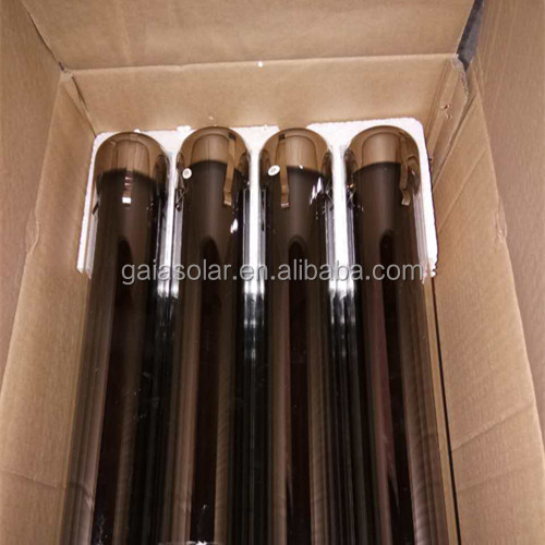 hot selling glass 58mm 1800mm solar evacuated tube