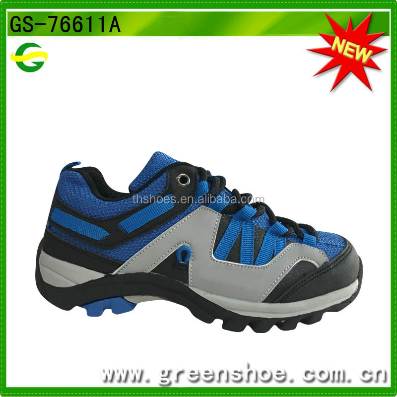 Kids boys durable comfortable trekking shoes fancy action trekking shoes
