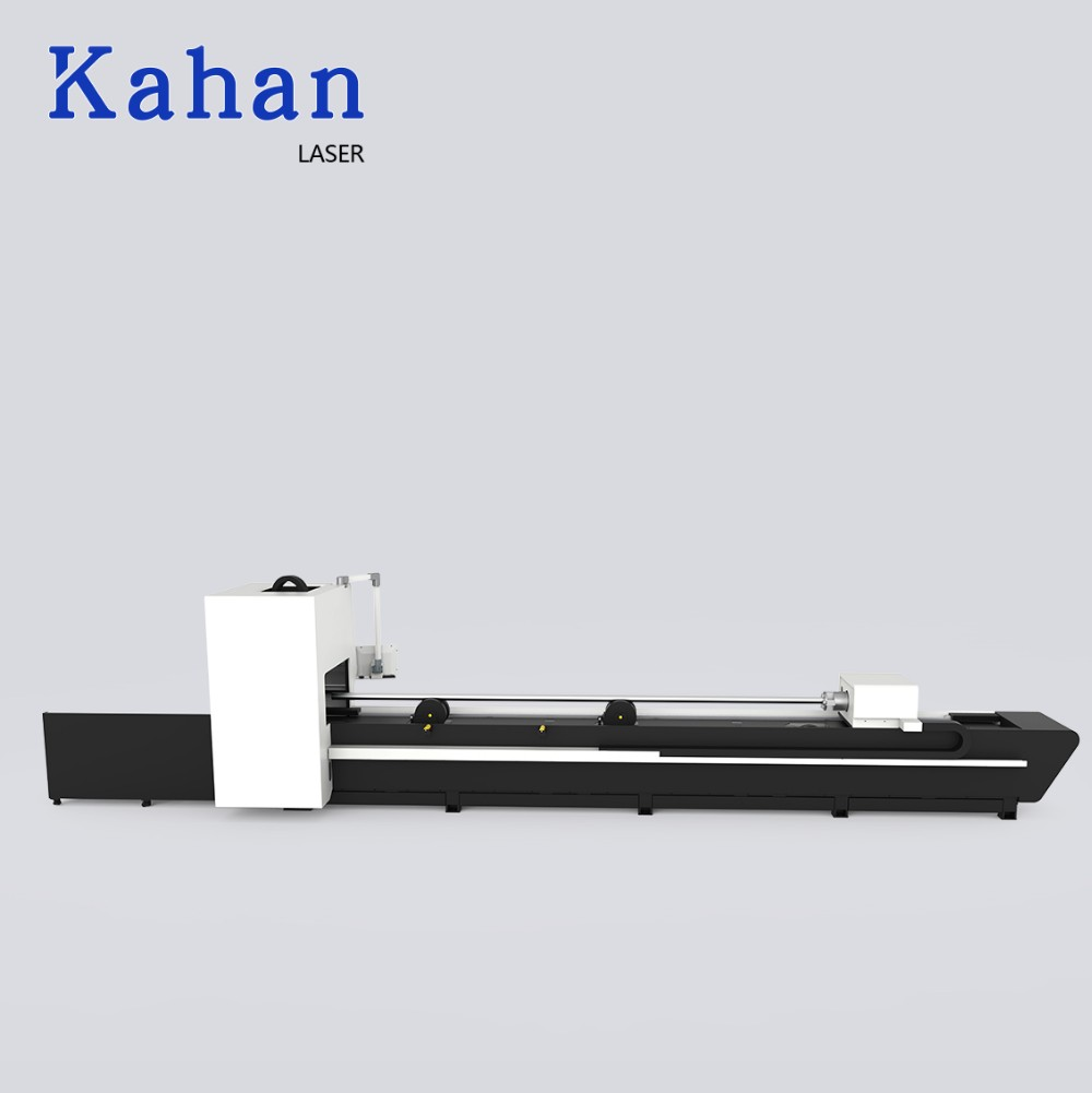 KH-6020A Semi-Automatic Tube Laser Cutting Machine-Hangzhou