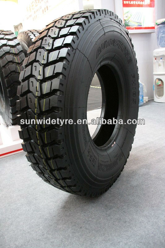 Retread Heavy Duty Truck Tyre 295/80R22.5 385/65R22.5 315/80R22.5