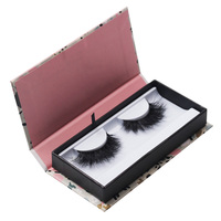 3D Eye Lash Brand False Design Style Siberian Mink Fur Eyelash Vendor