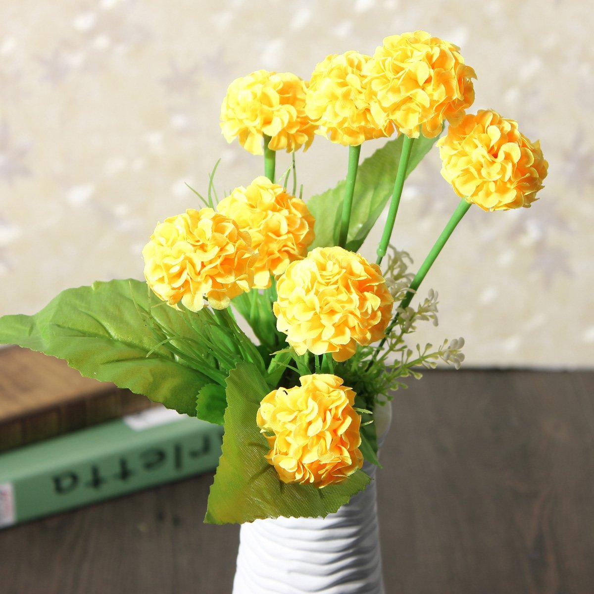 Cheap Yellow Flower Decor, find Yellow Flower Decor deals on line at ...