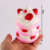 Simulation Slow Rebound Strawberry Ice Cream Cake Bread Squishy Model Toys