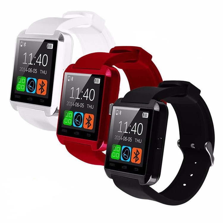 U8 Bluetooth Smart Watch Wrist Watch for iPhone 5s 6 6s Plus For Samsung S6 S5 Note 2 3 4 For HTC Android Phone Smart Watch OEM фото