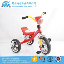 Double Baby walker Trike / cheap tricycle kid / Stroller Baby Pram Tricycle with 3 wheels bicycle