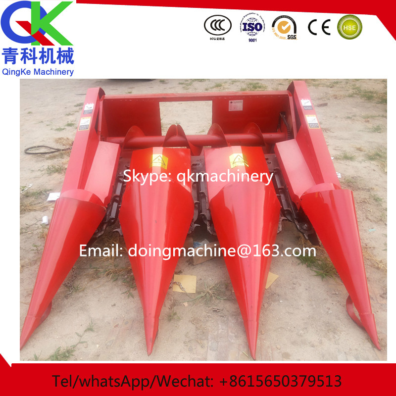 Mini small hand-held paddy wheat cutter/mini rice combine harvester