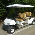 300CC gasoline engine golf cart 4 seat golf cart in the yam aha style