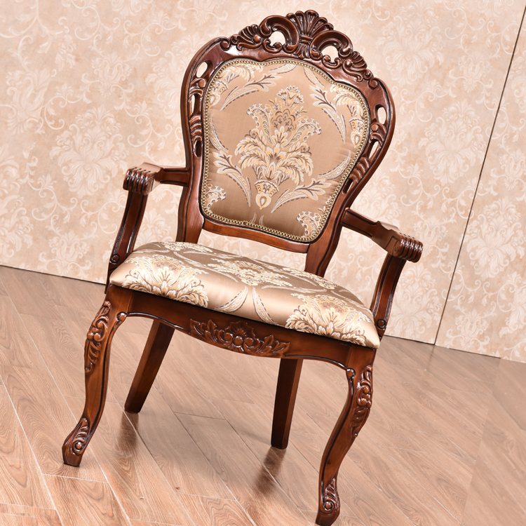 Commercial Furniture Solid Wood Dining Chair Used For