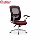 Good quality black mesh rocking heated computer office chair for office desk chair