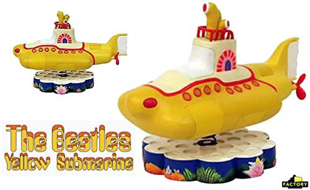Beatles Yellow Submarine Figure Statue (Premium Motion Statue)