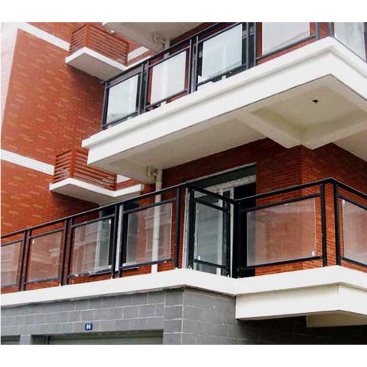 Modern Balcony Railing Design - home and kitchen