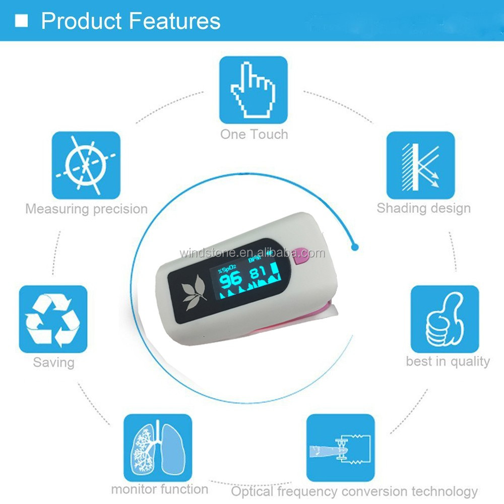 Pulse Oximeter Home Use Best Quality