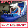 inflatable snow slide with pools and arches inflatable snow white slide