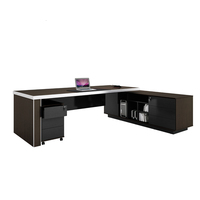 Modern Executive Desk Office Table Design Manager Computer Table Boss Office Table