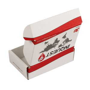 Custom Corrugated Shipping Mailing Paper Post Box for Shipping