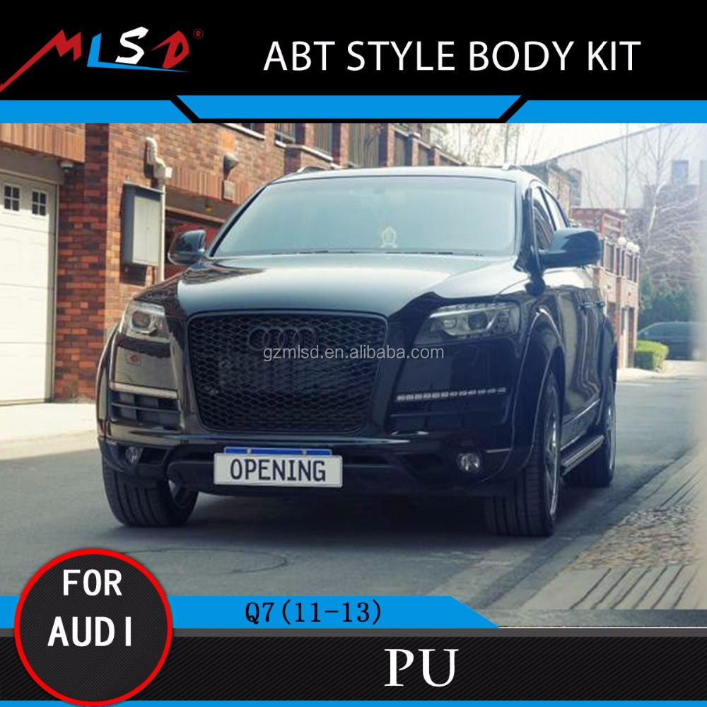 Auto Tuning Pack Car Part ABT Style Body Kit for Audi Q7 2011-2013