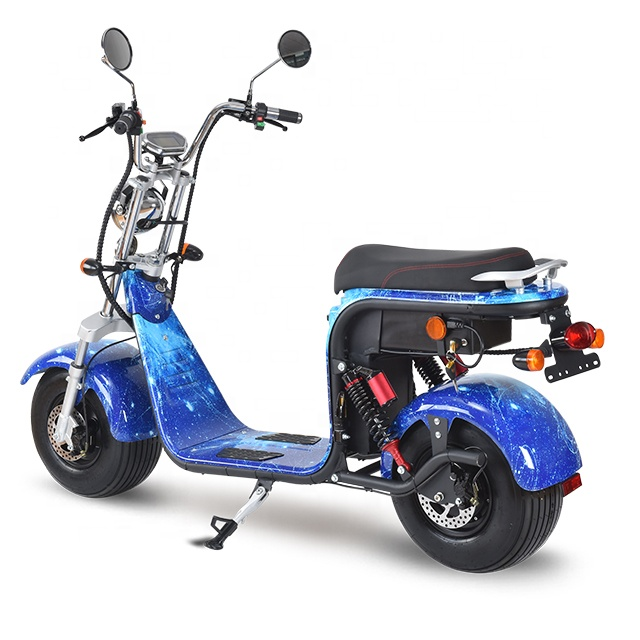 Best Selling electric Scrooser citycoco 2000w E-scooter With CE EEC Certificated Europe warehouse drop shipping