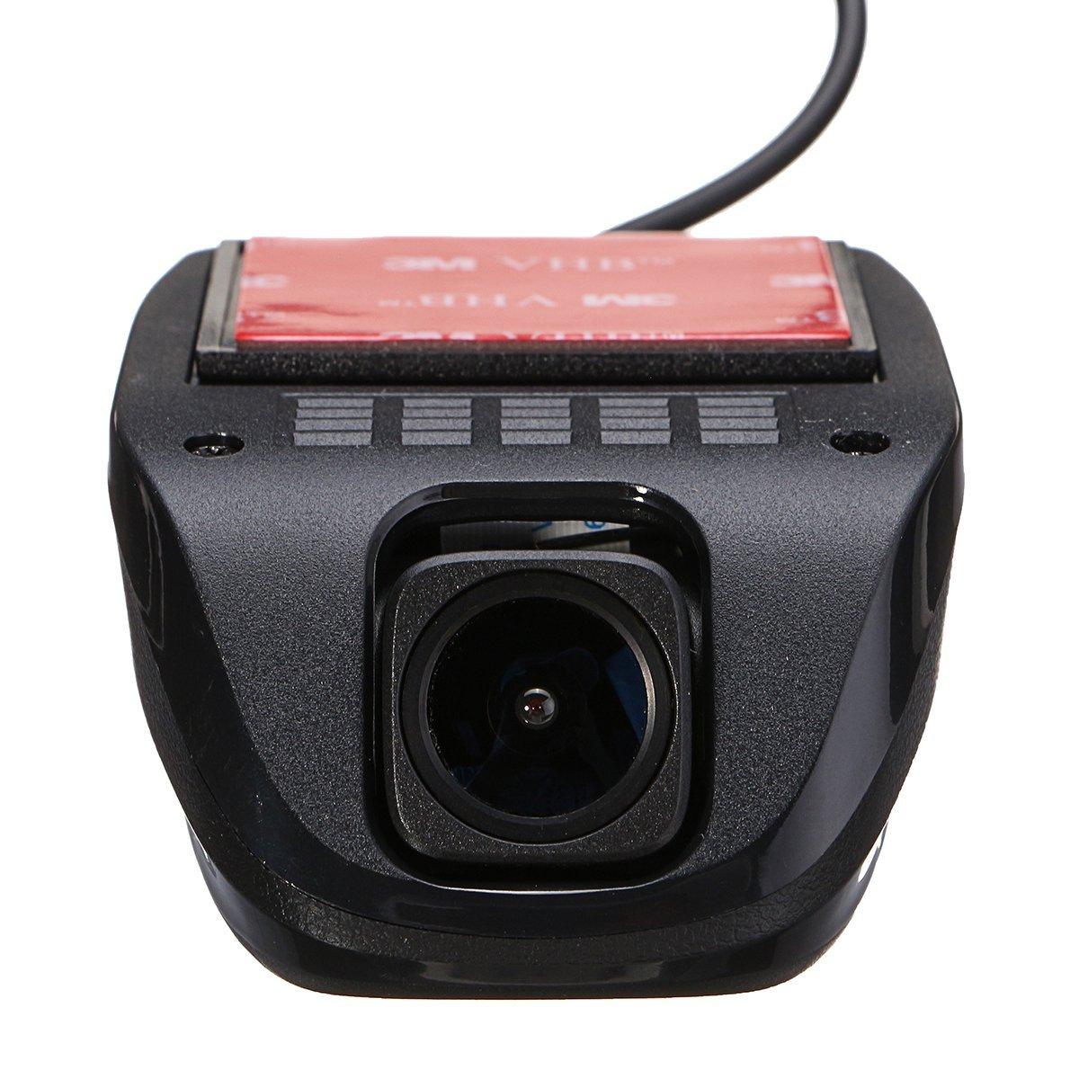 1080P HD Hidden Wifi USB Car SUV DVR Dash Video Recorder Camera G-Sensor 170 Degree SINGLE ITEM