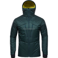750-fill down insulation maintains lofty warmth mens down jacket goose down jacket for cold winter