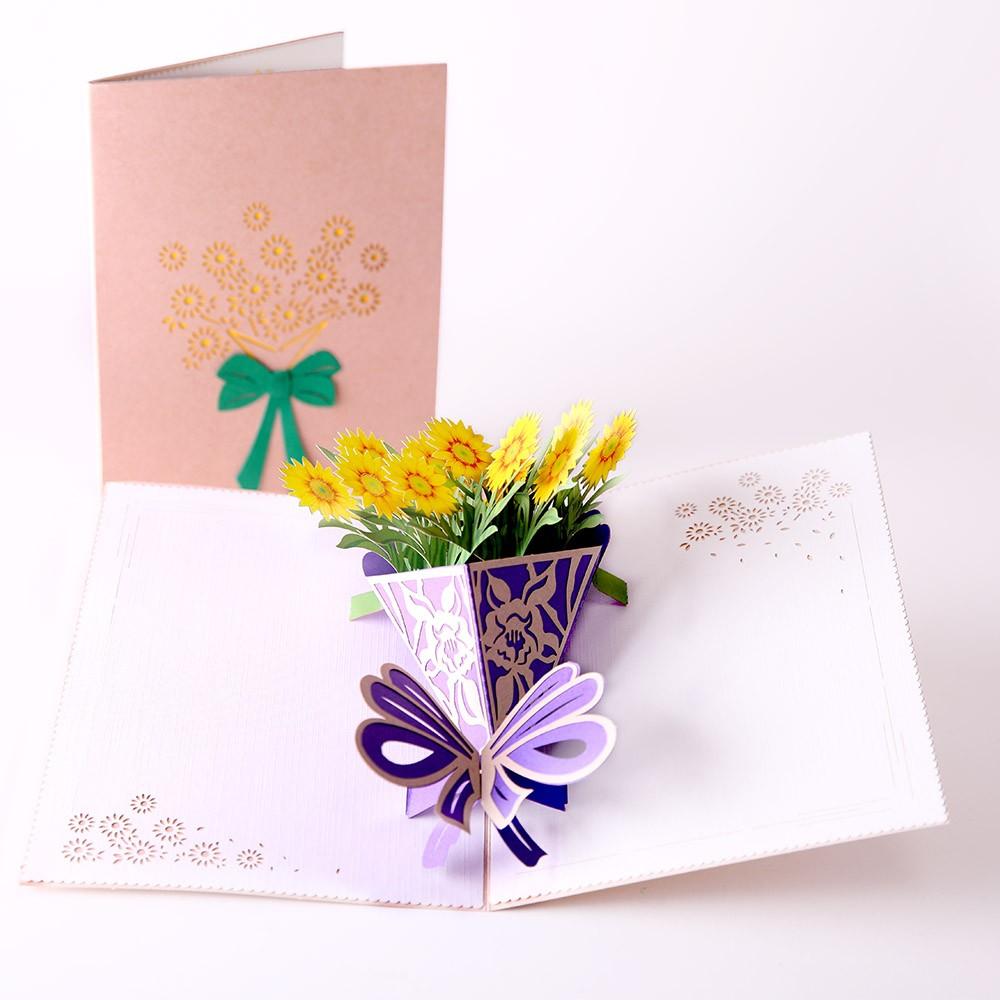 Как сделать открытку раскладушку на день рождения, сделать