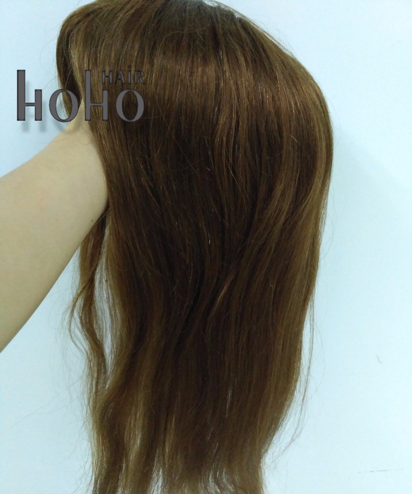 100 Remy Brazilian Hair Straight 20 Inch Mix Color Clip In Hair
