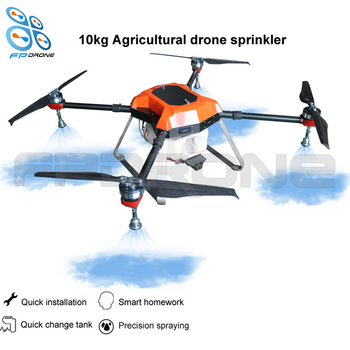 Original 10L Agriculture dron Agricultural Pesticide Fertilizer Spraying kill insects protect plant crop China whole