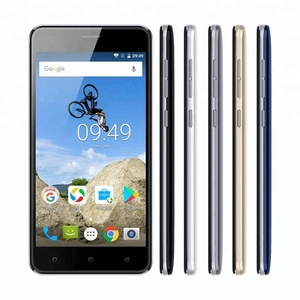 5 Inch HD Screen Quad Core 1GB RAM 8GB ROM 2000mAh Battery 4G OEM China Android smartphone