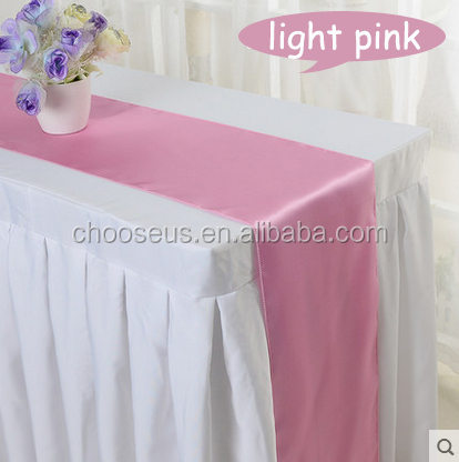 China Pink Table Runners, China Pink Table Runners Manufacturers And  Suppliers On Alibaba.com