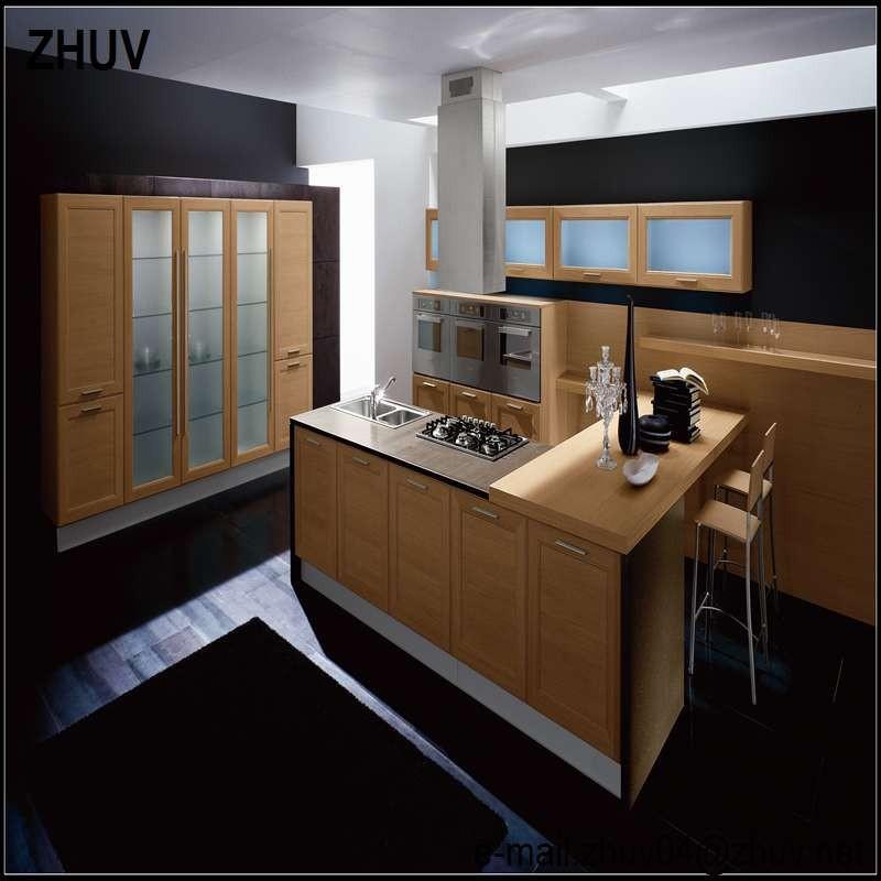 Naam keuken meubels, open keuken meubilair, keuken kasten ...