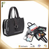 Popwide Hot Sale Colors PU Leather Fancy Ladies Handbag