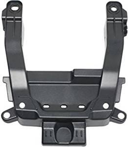 Crash Parts Plus Textured Black Direct Fit Grille Bracket for 2012-2014 Honda CR-V HO1207106