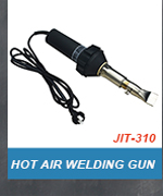 ABS HDPE PVC PP Plastic Extrusion Welding Gun Hand Extruder for Industrial Melting