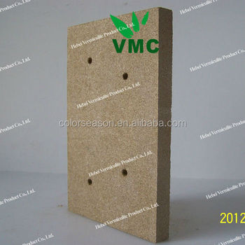 Buy Soundproofing Material Vermiculite Panel Exterior Wall Panels