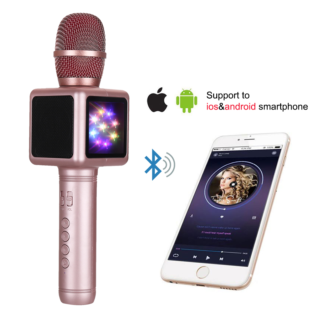 Magic Sing Portable Karaoke Mic Suppliers And Manufacturers At