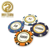 11.5g ABS/13.5g <span class=keywords><strong>Clay</strong></span> <span class=keywords><strong>Poker</strong></span> <span class=keywords><strong>Chips</strong></span> Set Texas <span class=keywords><strong>Poker</strong></span> <span class=keywords><strong>Chips</strong></span> 25 pcs Custom <span class=keywords><strong>Poker</strong></span> <span class=keywords><strong>Chips</strong></span>