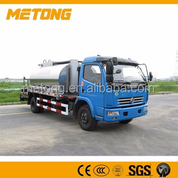 Good Performance METONG Genaral Asphalt Distributor Truck For Construction