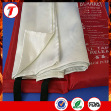 fire flame retardent safety shield fiberglass fire blanket
