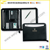 Manufacturer Zippered A4 Portfolio Folder With Removable Ring Binder