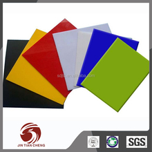 Contact Supplier 4ft x 6ft heat resistant plastic acrylic sheet 0.5mm