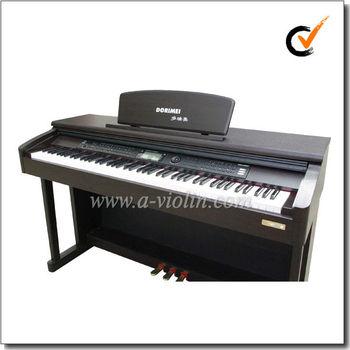 88 keys touch sensitive hammer keyboard digital piano. Black Bedroom Furniture Sets. Home Design Ideas